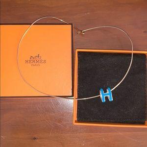 Hermès pop H pendant